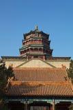 beijing pałac lato Zdjęcie Stock