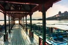 beijing pałac lato Zdjęcia Stock