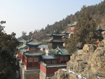 beijing pałac lato Fotografia Royalty Free