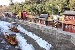beijing pałac lato zima Zdjęcia Royalty Free