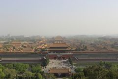 Beijing Palace Museum Royalty Free Stock Image