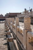 Beijing Palace Museum Taihe Temple Square Royalty Free Stock Photo