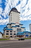 Beijing Palace Soluxe Hotel Astana Royalty Free Stock Image