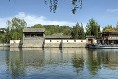Beijing (Peking), China – Summer Palace Royalty Free Stock Photos