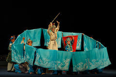 Beijing(Peking) Opera Stock Photos