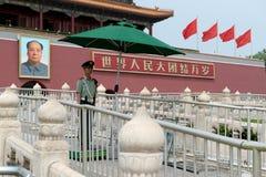 beijing porcelana Tiananmen fotografia royalty free