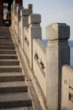 beijing porcelanowa pałac lato zima Yi Juan Obraz Royalty Free