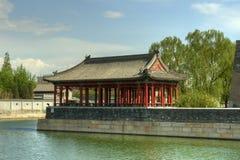 beijing porslin stad förböd peking Royaltyfri Foto