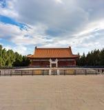 beijing porslinkorridor zhongshan Royaltyfri Bild