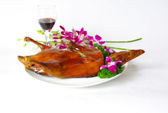 Beijing roast duck Stock Photography