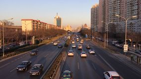 Beijing stock footage