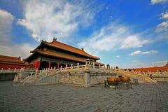 Beijing's Forbidden City Stock Images