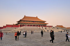 Beijing's Imperial palace Royalty Free Stock Photography