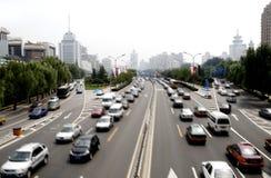 Beijing's streetscape Stock Image