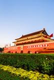 Beijing's tiananmen building scenery ,in China Stock Image