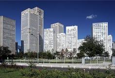 Beijing's urban landscape Stock Photos