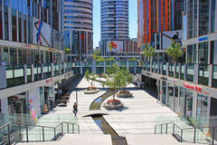 Beijing Sanlitun SOHO Commercial District Royalty Free Stock Photos