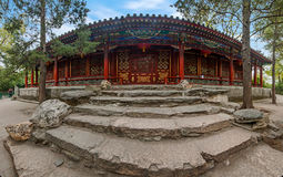 Beijing Shichahai Hai Gong Prince House Royalty Free Stock Images