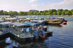 Beijing Shichahai lake,Beijing Travel Stock Photos