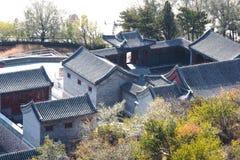 beijing si yuan Arkivfoto