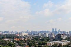 Beijing skyline Royalty Free Stock Image