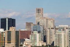 Beijing skyline Royalty Free Stock Photography