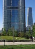 Beijing Skyline,China Royalty Free Stock Image