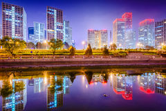 Beijing Skyline Stock Image