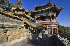 Beijing sommarslott Fotografering för Bildbyråer