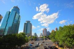 Beijing street Stock Images