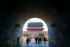 Beijing street Stock Image
