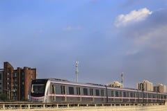 Beijing Subway Royalty Free Stock Images