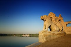 Beijing Summer Palace Royalty Free Stock Photography