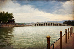 Beijing, Summer Palace Royalty Free Stock Photography
