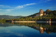 Beijing Summer Palace ,China Royalty Free Stock Photos