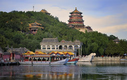 Beijing Summer Palace ,China Stock Photo