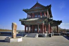 Beijing Summer Palace Chineses Pavilion Stock Image