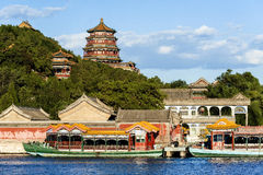 Beijing Summer Palace royalty free stock photos