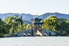 Beijing Summer Palace Stock Image