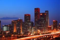 Beijing sunset Royalty Free Stock Photography