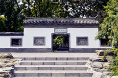 Beijing Taoranting Royalty Free Stock Photography