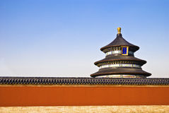 BEIJING TEMPLE OF HEAVEN Royalty Free Stock Photography