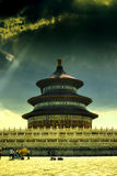 Beijing Temple of Heaven Royalty Free Stock Image