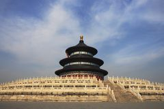 Beijing, Temple of Heaven Royalty Free Stock Image