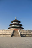 Beijing Temple of Heaven. Temple of Heaven in beijing china Royalty Free Stock Photography