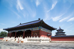 Beijing Temple of Heaven Stock Photography