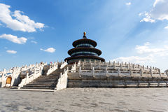 Beijing Temple of Heaven Stock Photo