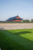 Beijing Temple of Heaven Park Royalty Free Stock Photography