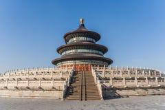 Beijing Templo do Céu Foto de Stock Royalty Free