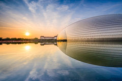 Beijing Theater Royalty Free Stock Images
